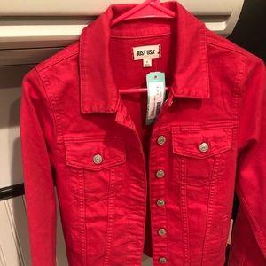 Brand new stitch fix jean jacket